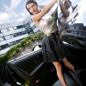 modelka sams angels - sesja zdjęciowa